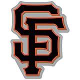 "San Francisco Giants MLB car bumper sticker decal (4"" x 5"")"
