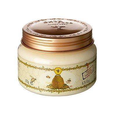 SKIN FOOD スキンフード ハニーブラックティークリーム(メイク落とし用クリーム) Honey Black Tea Cleansing Cream