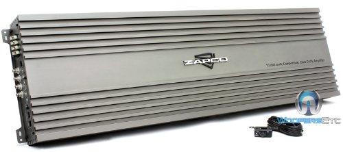 Zx-10Kd - Zapco Monoblock 10440W Rms Class D Low Range Bass Amplifier