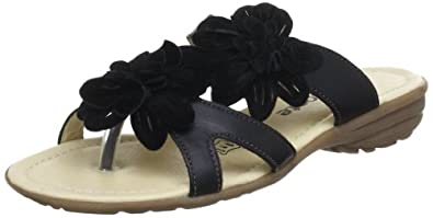 Remonte R3660, Sandales femme - Noir (Schwarz 01), 39 EU