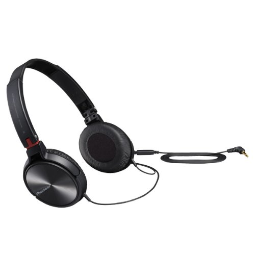 Pioneer Noise Cancelling Head Band Headphones | Se-Nc21M (Japanese Import)