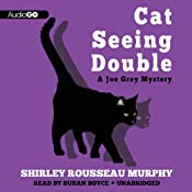 Cat Seeing Double | [Shirley Rousseau Murphy]