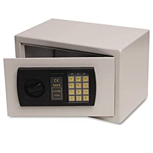 Personal Safe w/Bolt Down Kit for Wall or Floor