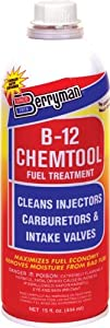 Berryman 0116 B-12 Chemtool Carburetor/Fuel Treatment and Injector Cleaner - 15 oz.