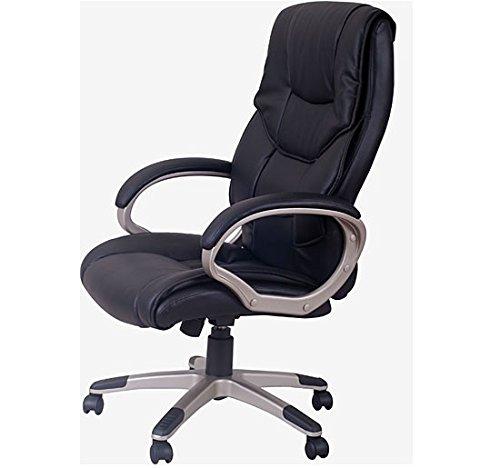 Si ge de bureau ergonomique confortable pour le dos - Chaise de bureau de luxe ...