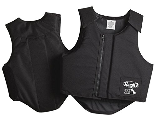 Tough 1 Tough-1 Bodyguard Protective Vest, black (Bodyguard Gear compare prices)