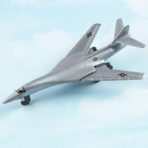 Hot Wings B-1 Silver