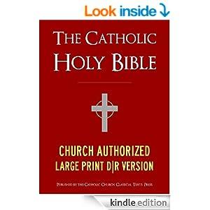 catholic holy bible ebook free download