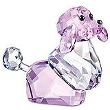 Retired Swarovski Lovlots Violetta Poodle Crystal New Figurine 935719