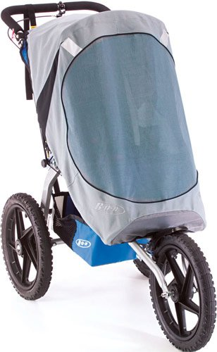 BOB Sun Shield For Single Sport Utility Stroller Models