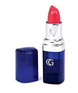CoverGirl Continuous Color Lipstick, Really Red 575, 0.13-Ounce Bottles (Pack of 2)