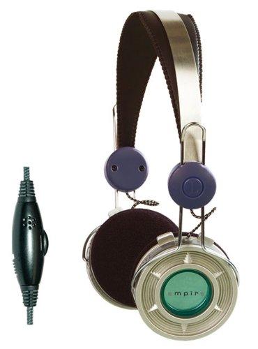 CD6651 MV - Stereo-Kopfhörer (halboffen) mit Mikrofon Multilingual