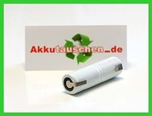 Akku mit 1400mAh für Braun OralB Sonic Complete mit Einbauanleitung - Accu Batterie Battery Akkupack