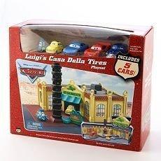 Amazon.com: Cars Luigi's Casa Della Tires: Toys & Games