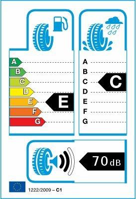 NEXEN - WINGUARD SNOW G - 185/55 R14 80T - Winterreifen (PKW) - E/C/70