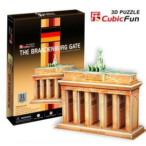 The Brandenburg Gate - C712H
