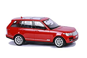 Mitashi Dash 1:12 Rechargeable R/C Range Rover, Red