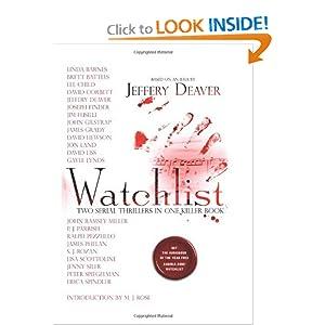 Watchlist  A Serial Thriller