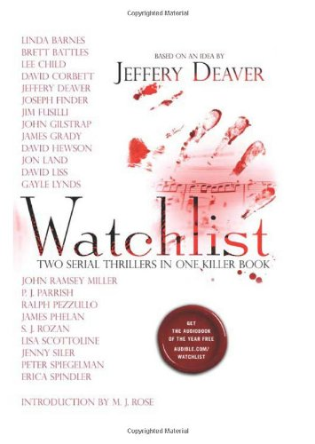 Image of Watchlist: Two Serial Thrillers in One Killer Book