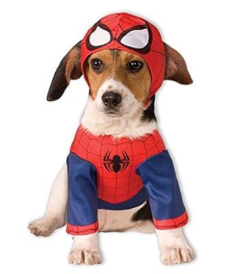 Spider-Man Costume For Pets - Medium