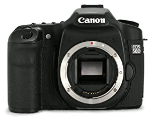 Canon EOS 50D 15.1 MP Digital SLR Camera (Body Only)