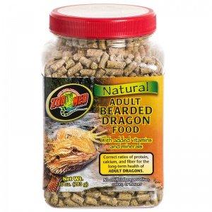 Bearded Dragon Food Adult Formula Size: 10 Oz.