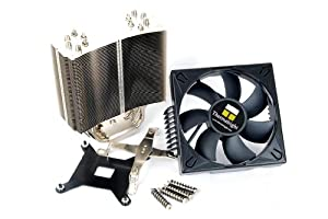 THERMALRIGHT U120E-1366-RT U120E + FAN +FAN HOLDER FOR INTEL SOCKET 1366 - REV.C