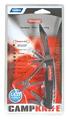 Camco 51633 RV Camp Knife