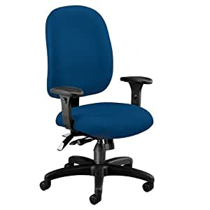 High Back Ergonomic Office Chair Navy Task