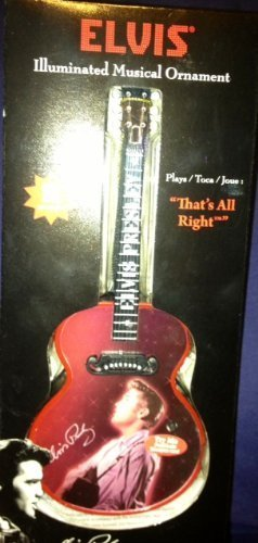 elvis-illuminated-musical-ornament-thats-all-right-by-k-mart
