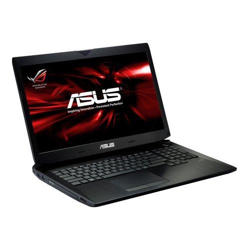 Asus G750JZ-T4148H 43,9 cm (17,3 Zoll) Notebook-PC (Intel Core i7 4700HQ, 2,4GHz, 8GB RAM, 256GB SSD, GTX 880M, DVD, Win 8) schwarz