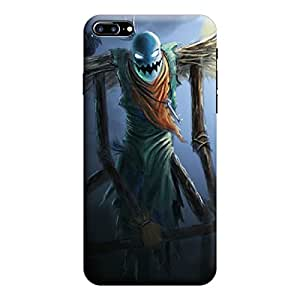 Ebby Premium Printed Mobile Back Case Cover With Full protection For Apple iPhone 7 Plus (Designer Case)