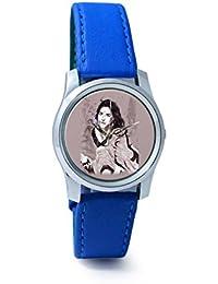 BigOwl Vidya Balan Painting Analog Men's Wrist Watch 2204826136-RS2-S-BLU