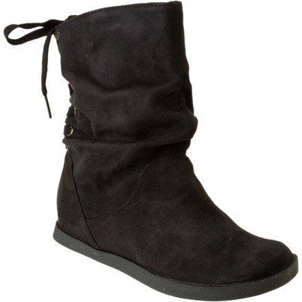 Roxy Winnipeg Apres Boot - Women's Black, 8.0