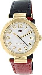 Tommy Hilfiger Women's 1781492 Analog Display Quartz Two Tone Watch