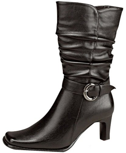 Top Moda Women's Ivan 55 Dress High Heel Designer Inspire Boots