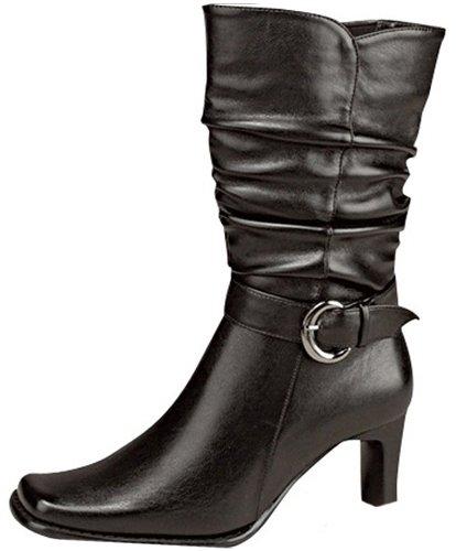 Top Moda Women's Ivan 55 Dress High Heel Designer Inspire Boots