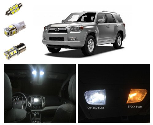 Toyota 4Runner LED Package Interior + Tag + Reverse