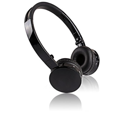 New Hifi Wireless Over-Ear Bluetooth Headphone Headphones Work For Bluetooth Cell Phone/Laptop/Pc/Tablet--Best Audio Performance!