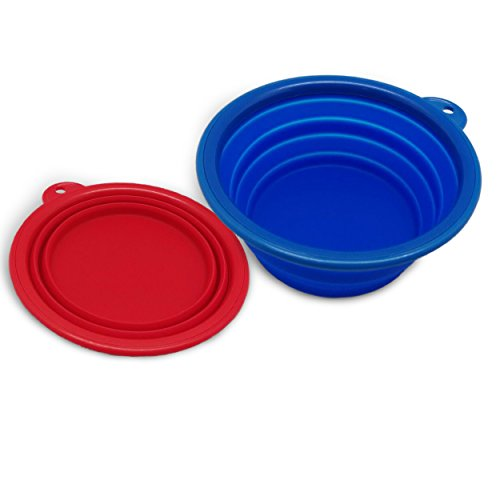 AZCAMP-Collapsible-Silicone-Camping-Bowl-Food-grade-and-BPA-free-Pack-of-2