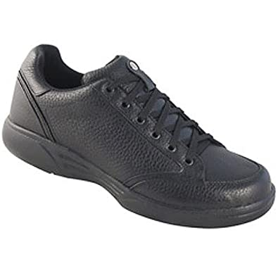 Apis Mt. Emey 9208 Women's Therapeutic Extra Depth Shoe: Black 5 Medium (D) Lace