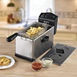 Swan SD6040N 3 Litre Stainless Steel Fryer