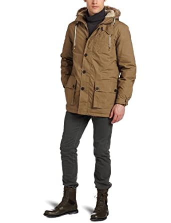 Ben Sherman Mens Arctic Parka by Ben Sherman