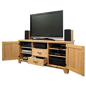 woodworking project paper plan to build flat panel tv. Black Bedroom Furniture Sets. Home Design Ideas
