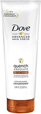 Dove Advanced Hair Series Ultra Nourishing Conditioner, Quench Absolute 8.45 oz