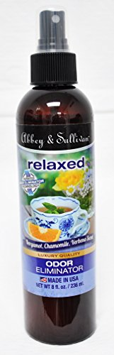 Abbey and Sullivan Relaxed 8 oz. Odor Eliminator Spray