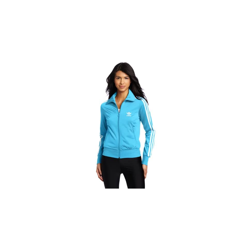 224759d2fa2ee adidas Womens Firebird Track Top on PopScreen