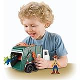 Fisher-Price Imaginext Disney/Pixar Toy Story 3 - Tri-County Sanitation Truck