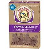 Bark Bars Brownie Delight Pet Treat, 12-Ounce