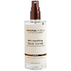 Mineral Fusion Natural Brands Skin Soothing Facial Toner 6 fl. oz.